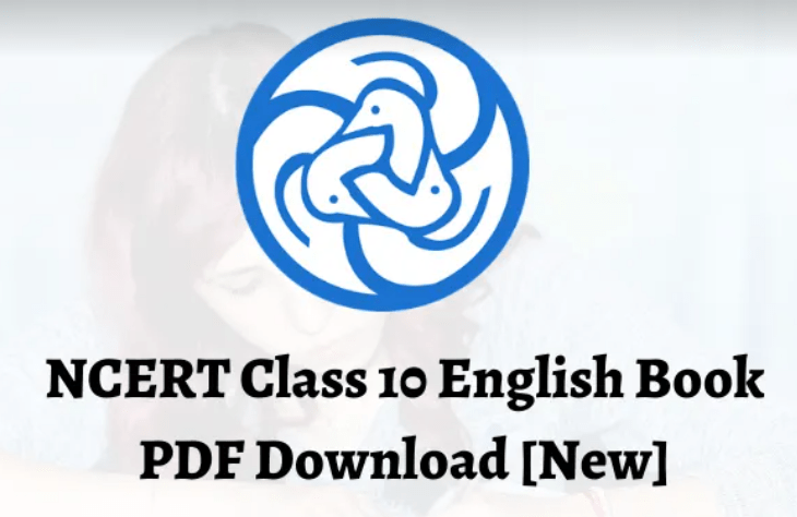 NCERT Book for Class 10 English